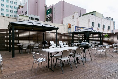 Discovery Busan Guesthouse, Suyeong