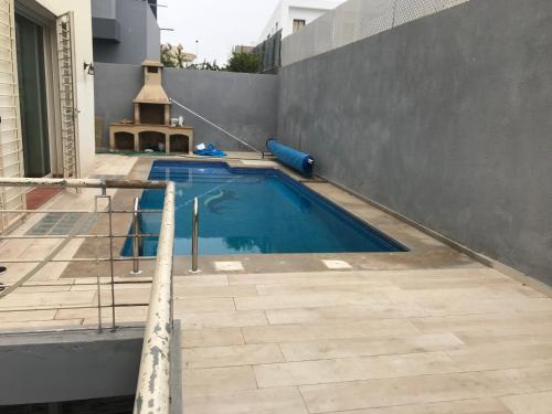 Luxury Villa at Ain-Diab, Casablanca