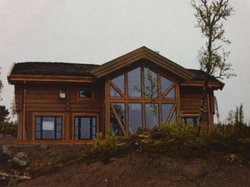 Mountain cabin, Hol