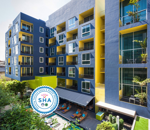 LiT BANGKOK Residence, Pathum Wan