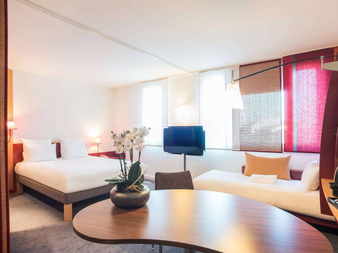 Novotel Suites Reims Centre, Marne
