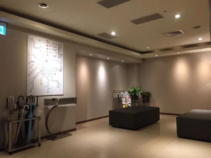 VIP Hotel, Taipei City