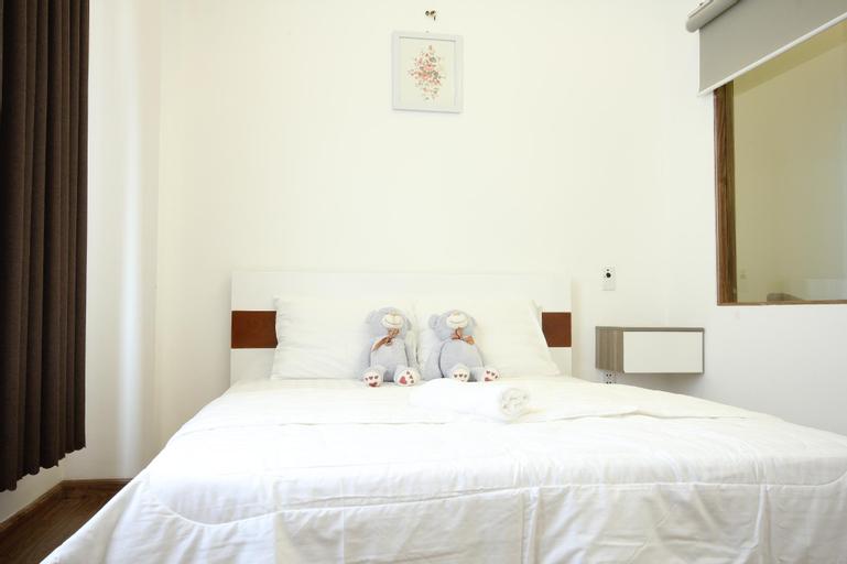 Smiley 7- B4 1BR apartment on Nguyen Trai, dist. 1, Quận 1