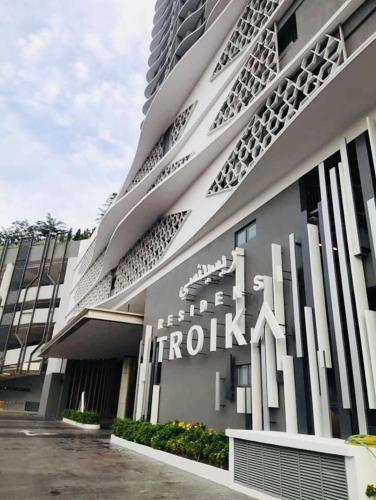 AHMAD HOMESTAY D'Perdana Apartment KOTA BHARU, Kota Bharu