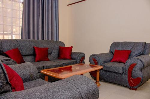 FASTCARE WHITE HOUSE 2 BEDROOM FURNISHED APARTMENT, Laikipia East