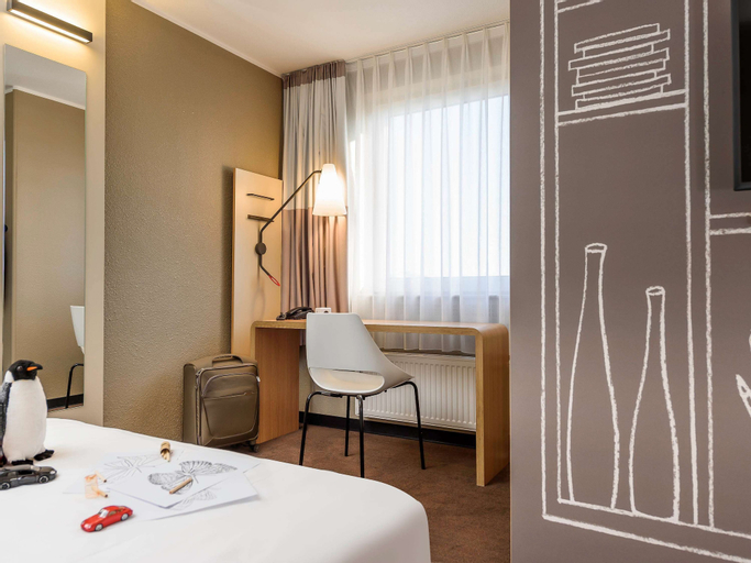 Ibis Frankfurt Centrum Hotel, Frankfurt am Main