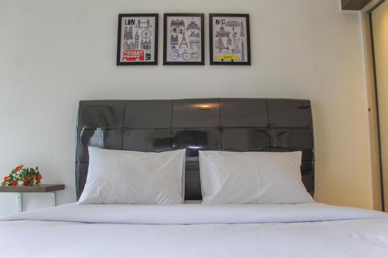 Akasa Pure Living Apartment Studio BSD By Travelio, Tangerang Selatan