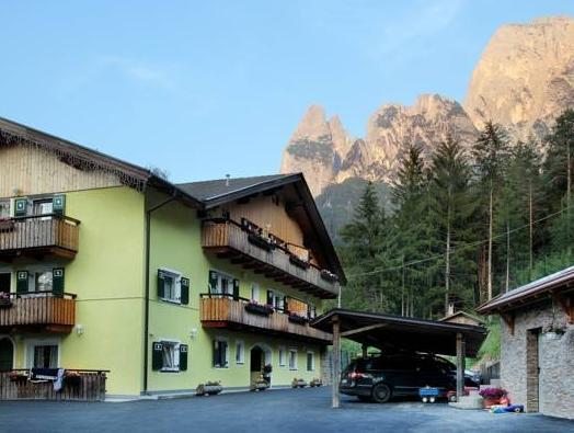 Residence St Konstantin, Bolzano