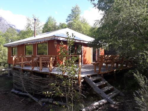 Refugio Natural Conguillio, Cautín