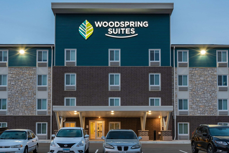 WoodSpring Suites Minneapolis Mendota Heights, Dakota