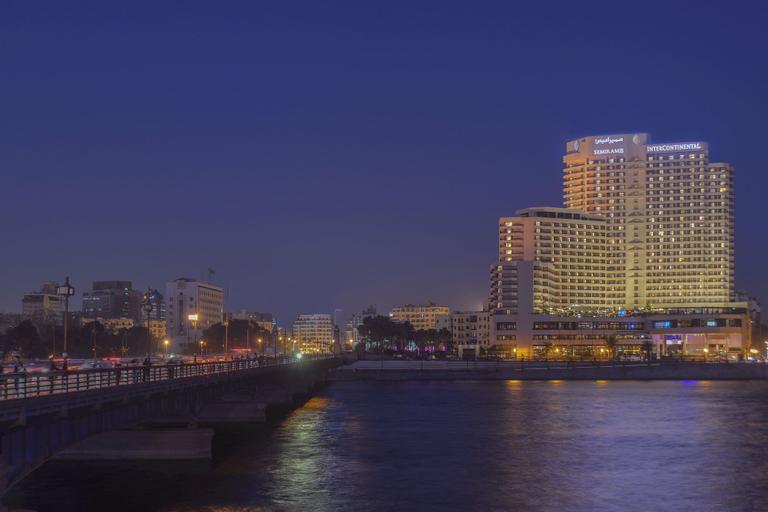 Intercontinental Cairo Semiramis, an IHG Hotel, Qasr an-Nil
