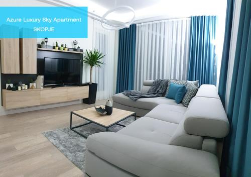 Azure Luxury Sky Apartment,