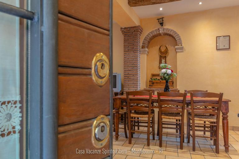 Spirito Libero Ludovico Apartment, Rieti