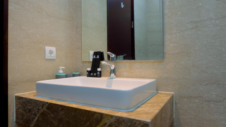 Classy 2BR Apartment at Menteng Park By Travelio, Central Jakarta