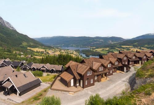 New and Exclusive Cottage in Voss with a great view, Voss
