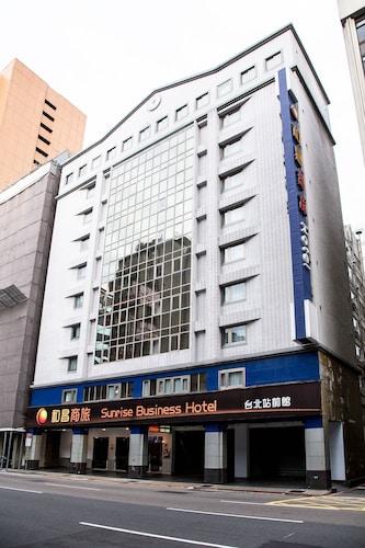 Sunrise Business Hotel – Taipei Main Station, Taipei City