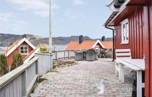 Four-Bedroom Holiday Home in Spangereid, Lindesnes