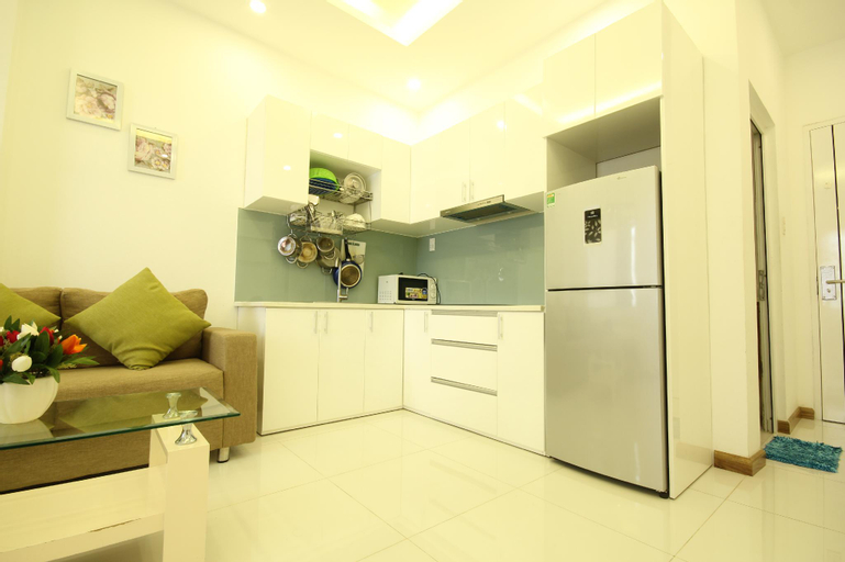 Smiley 7 - A3 New 1BR apartment near district 5, Quận 1
