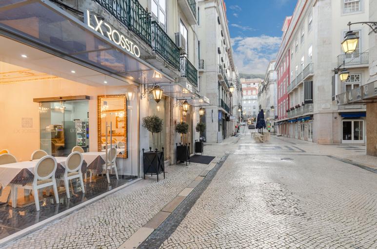 Hotel LX Rossio, Lisboa
