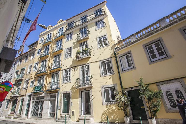 LxWay Apartments Condessa, Lisboa