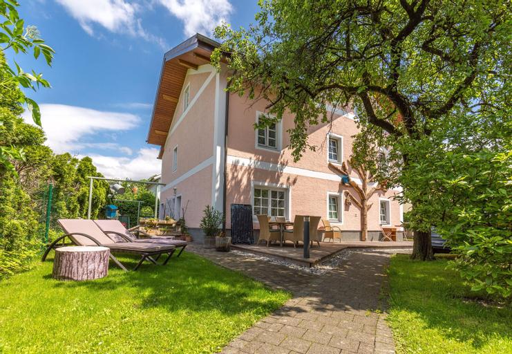 Holiday Apartments by Das Grüne Hotel zur Post - 100 % BIO & Villa Ceconi, Salzburg