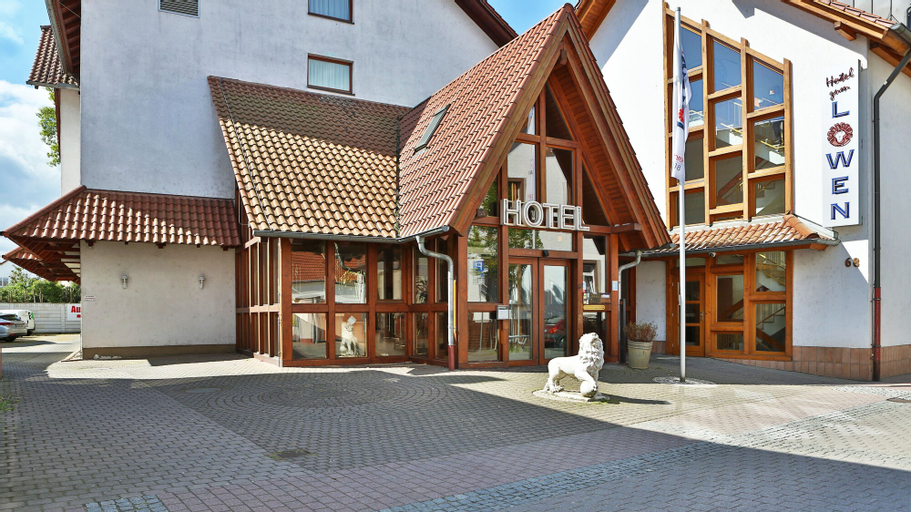Hotel zum Loewen, Groß-Gerau