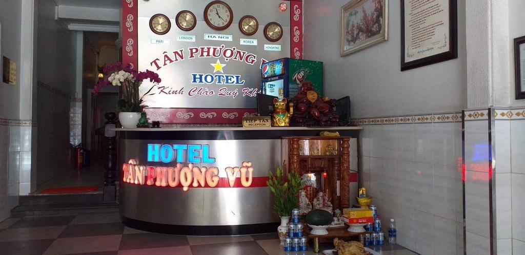 Khach San Tan Phuong Vu, Quận 10