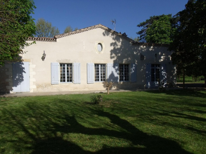 House With 4 Bedrooms in Marcellus, With Enclosed Garden and Wifi, Lot-et-Garonne