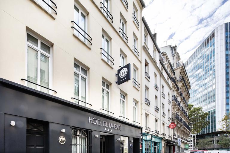 Hôtel de la Gaîté, Paris