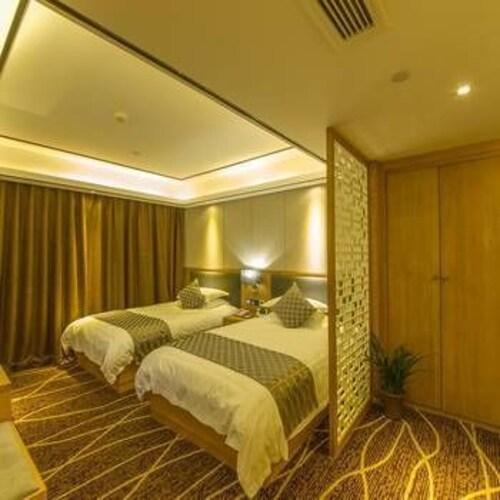 Jiangnan Pearl Boutique Hotel, Shangrao