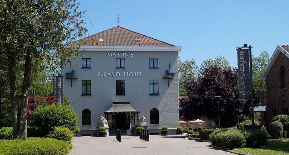 Martin's Grand Hotel, Brabant Wallon