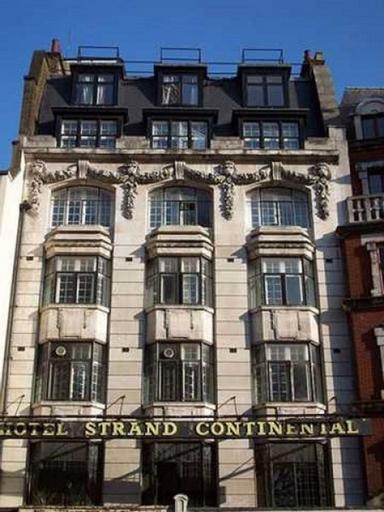 Hotel Strand Continental - Hostel, London