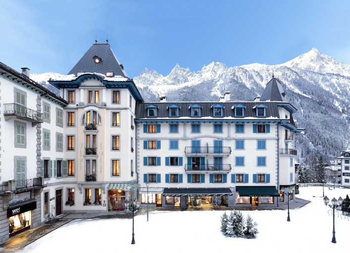 Grand Hôtel Des Alpes, Haute-Savoie
