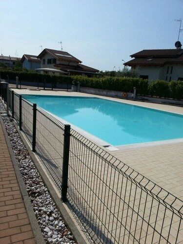 Apartment With one Bedroom in Peschiera del Garda, With Wonderful Mountain View, Private Pool, Furni, Verona