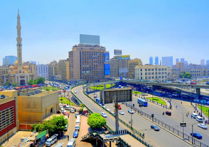 Panorama Ramsis Hotel & Cafe, Al-Azbakiyah