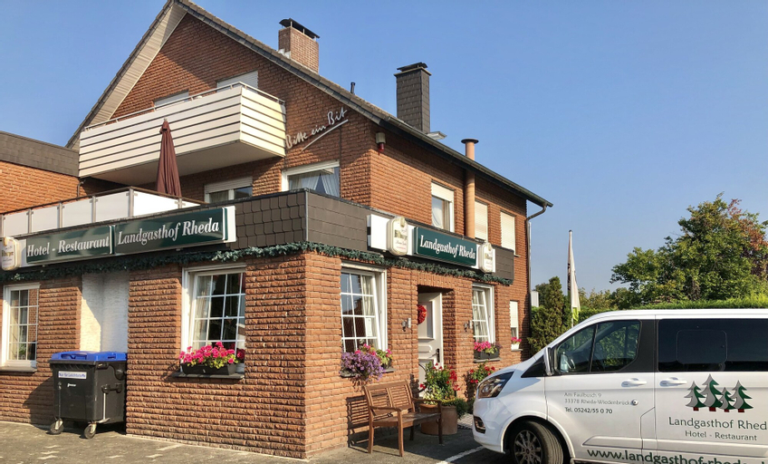 Landgasthof Rheda Hotel - Restaurant, Gütersloh