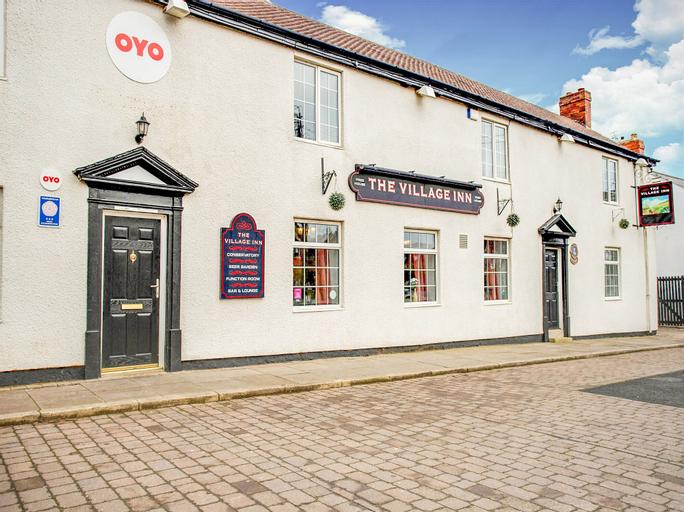 OYO The Village Inn (Pet-friendly), Durham