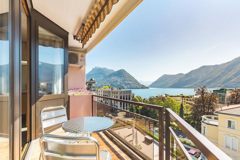 Hotel Delfino, Lugano
