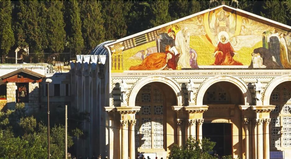 Mount of Olives Hotel, Jerusalem