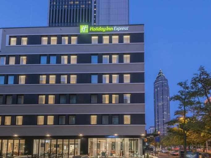 Holiday Inn Express Frankfurt City - Westend, an IHG Hotel, Frankfurt am Main