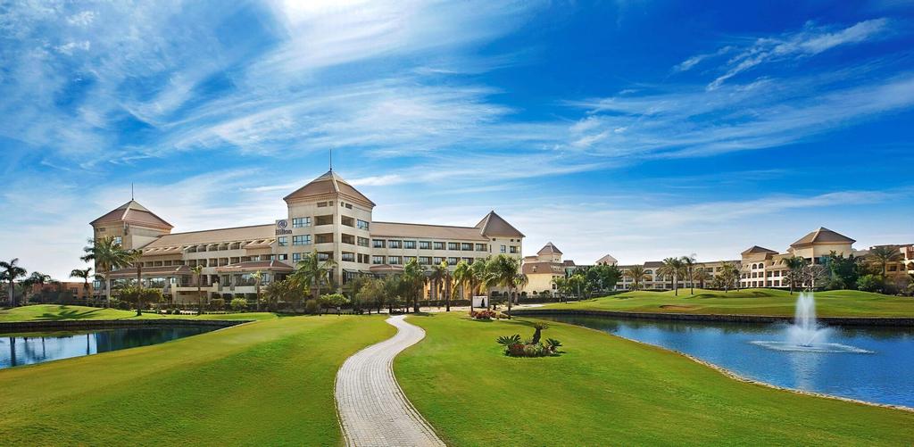 Hilton Pyramids Golf, Unorganized in Al Jizah
