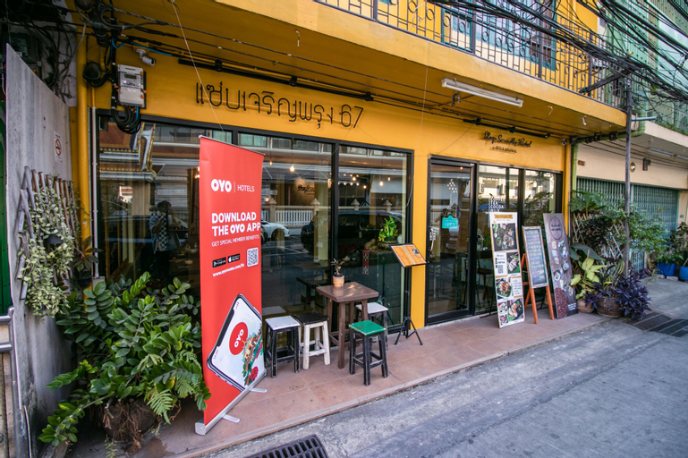 Sleep Soundly Hostel, Khlong San