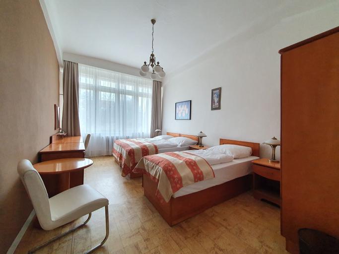 Hotel Jana, Praha 2