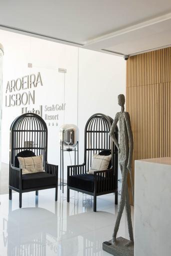 Aroeira Lisbon Hotel - Sea & Golf Resort, Almada