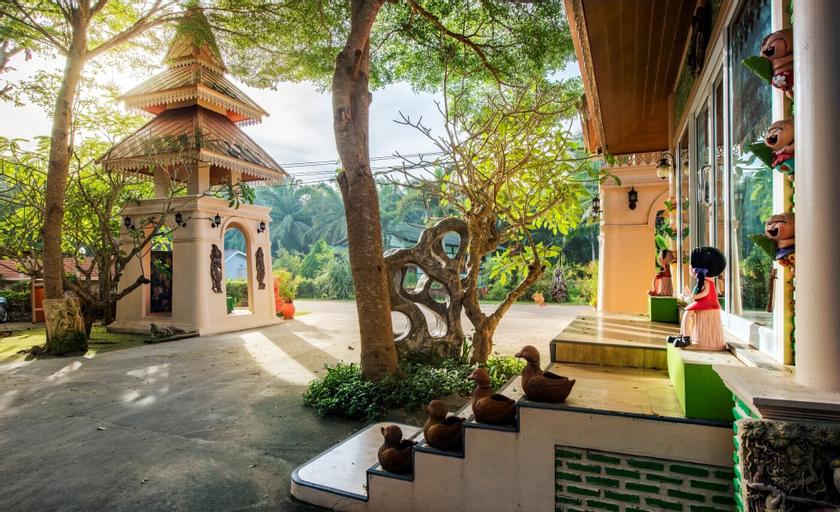 Buadara Resort, Pathiu