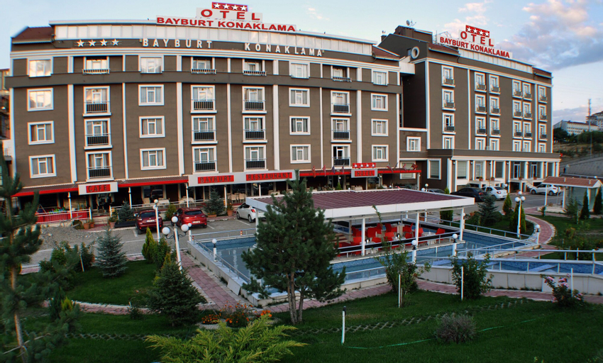 Otel Bayburt Konaklama, Merkez