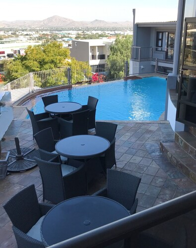 Burg's View Boutique Hotel, Windhoek East