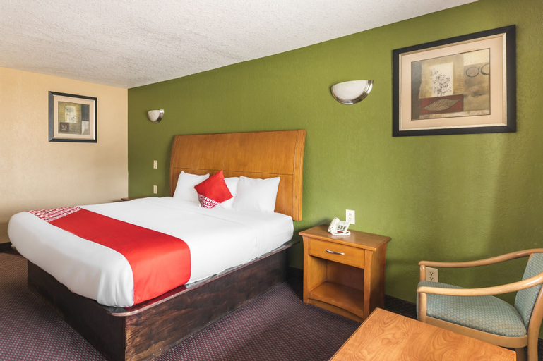 OYO Hotel Jewett TX Southwest, Leon