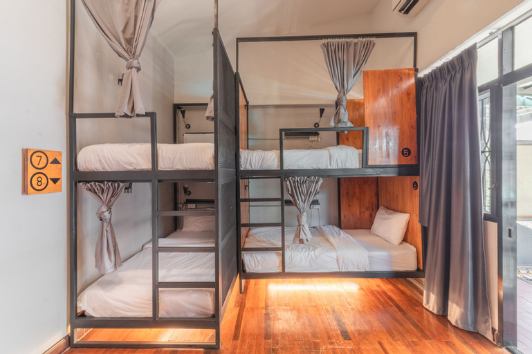 4Share Hostel - Adults Only, Chatuchak