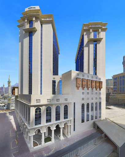Hilton Makkah Convention Hotel,